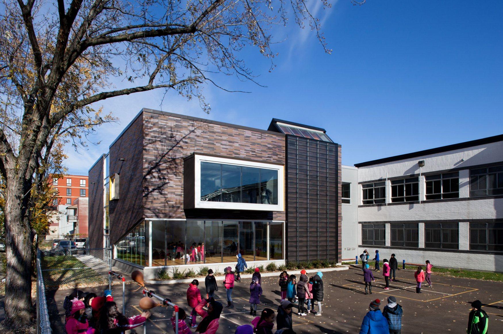 René-Guénette elementary school