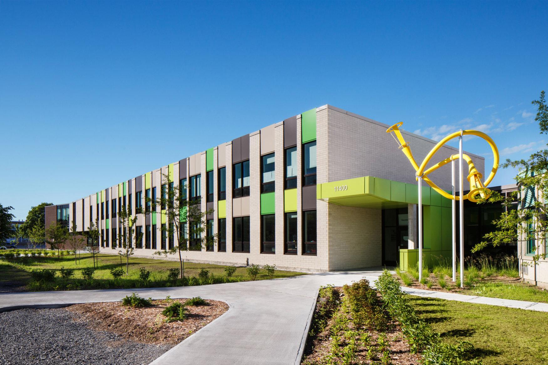 Gilles-Vigneault elementary school