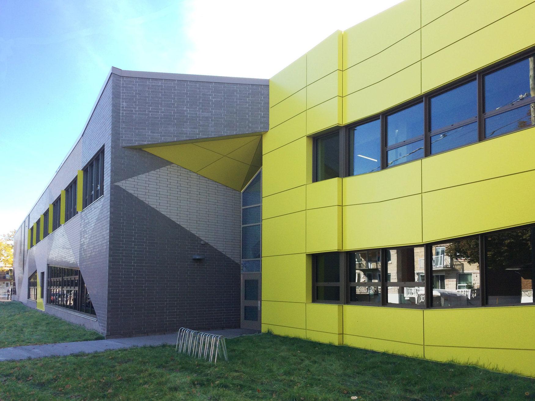 Inauguration de l'agrandissement de l'école Philippe-Labarre!